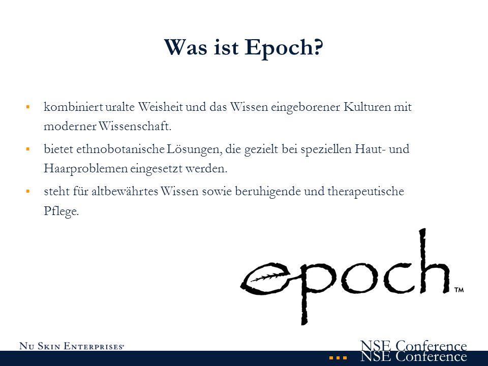Was ist Epoch kombiniert uralte Weisheit und das Wissen eingeborener Kulturen mit moderner Wissenschaft.