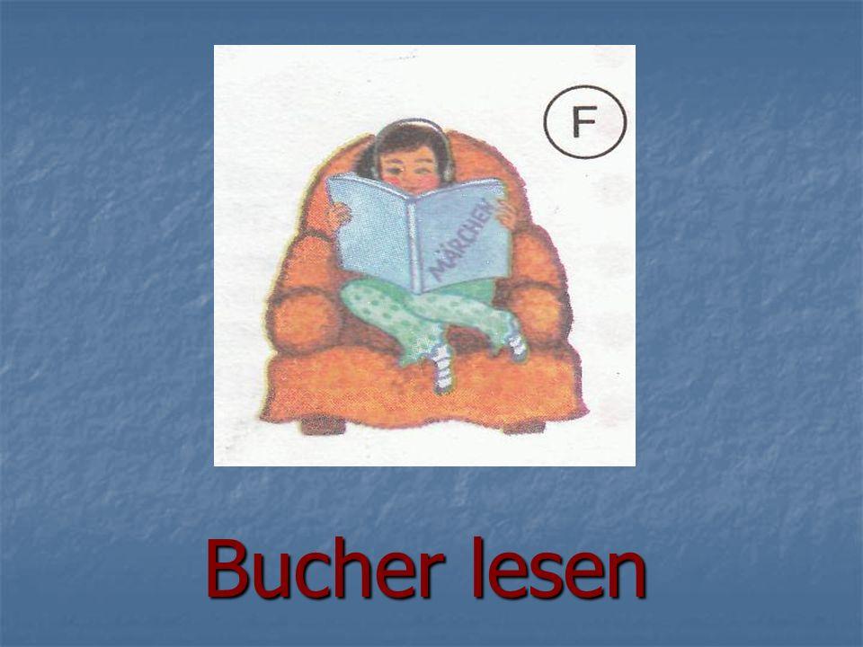 Bucher lesen