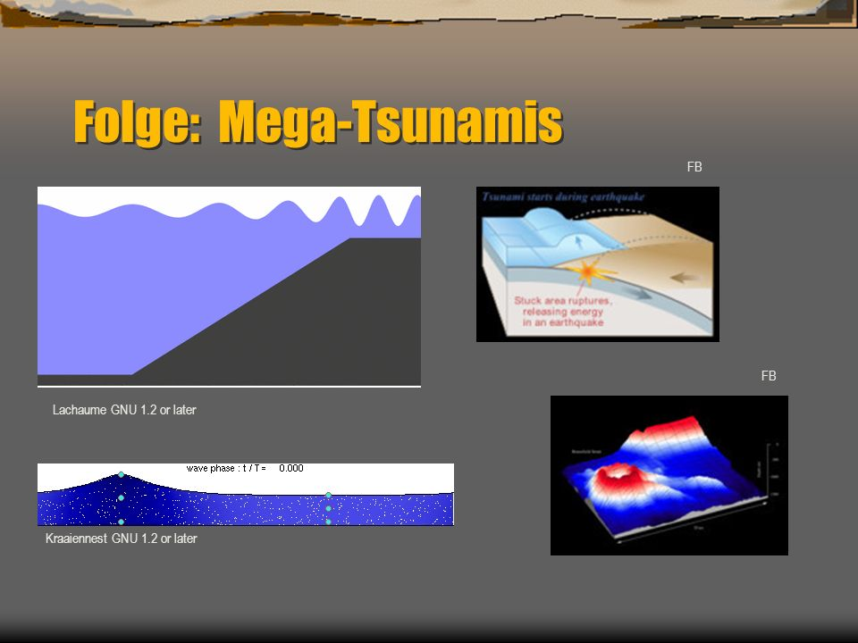 Folge: Mega-Tsunamis FB FB Lachaume GNU 1.2 or later