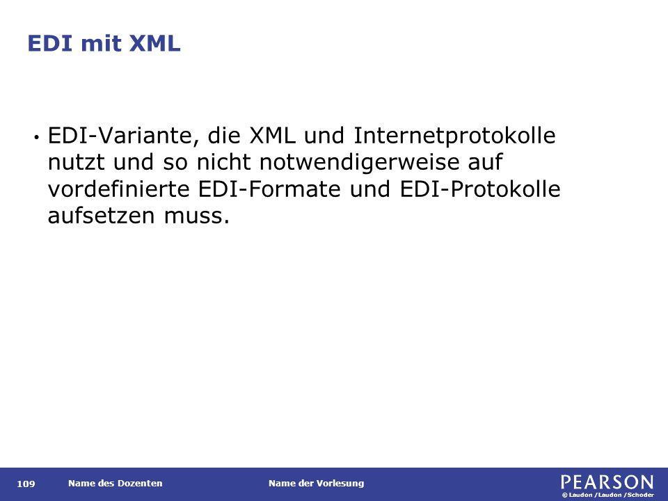 Web-EDI unter Ausnutzung einer EDI-XML-Schnittstelle eines Drittanbieters