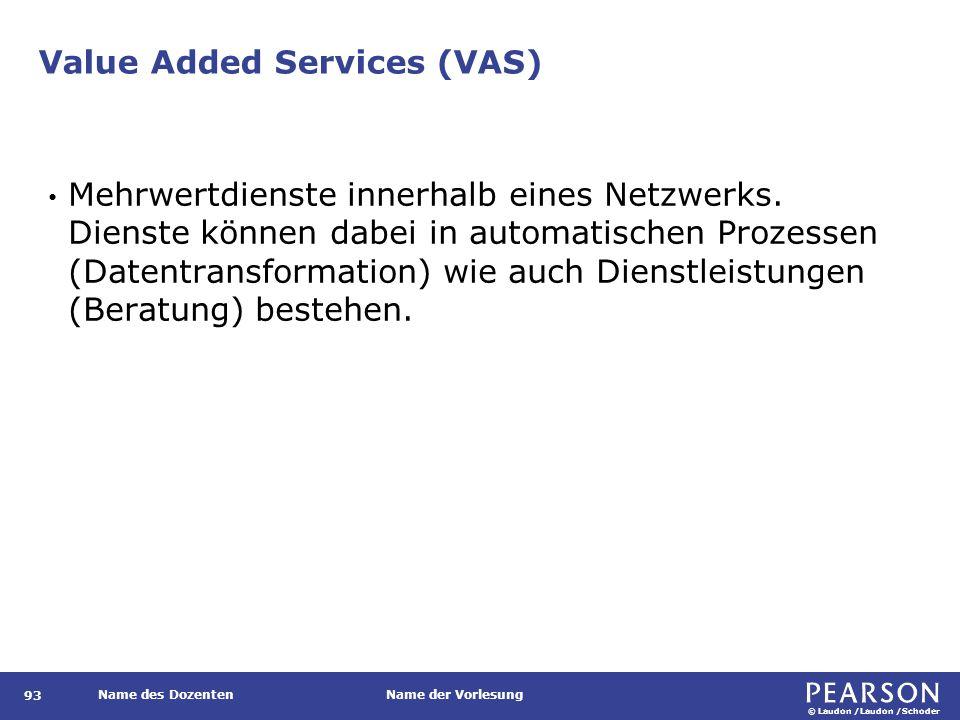 Klassisches EDI Klassisches EDI meint den elektronischen Datenaustausch über private Netzwerke (im Regelfall VAN)