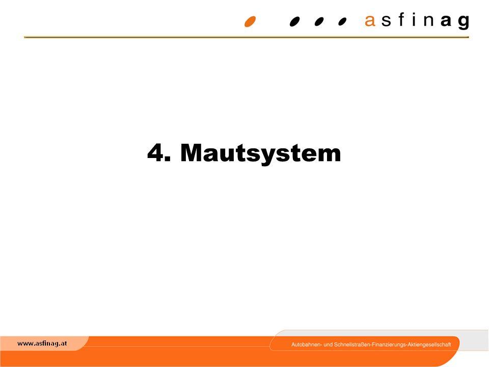 4. Mautsystem