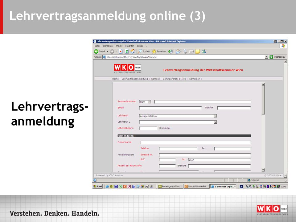 Lehrvertragsanmeldung online (3)