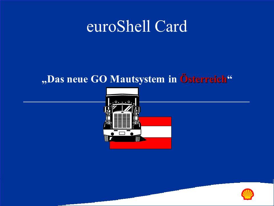 """""""Das neue GO Mautsystem in Österreich"""