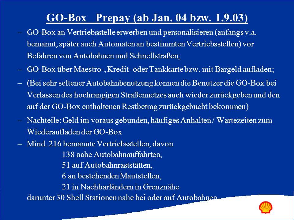 GO-Box Prepay (ab Jan. 04 bzw. 1.9.03)