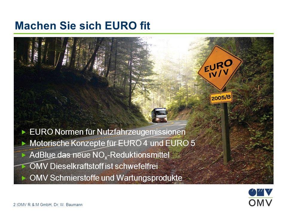 Machen Sie sich EURO fit