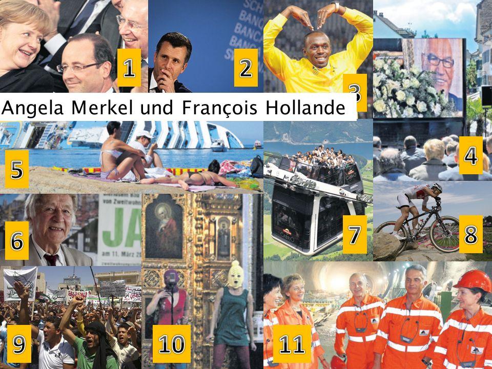 1 2 3 Angela Merkel und François Hollande 4 5 7 8 6 9 10 11