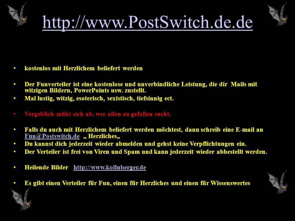 http://www.PostSwitch.de.de kostenlos mit Herzlichem beliefert werden