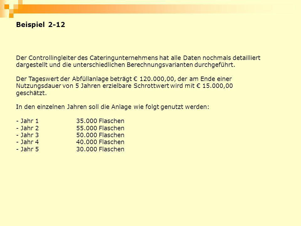 Beispiel 2-12