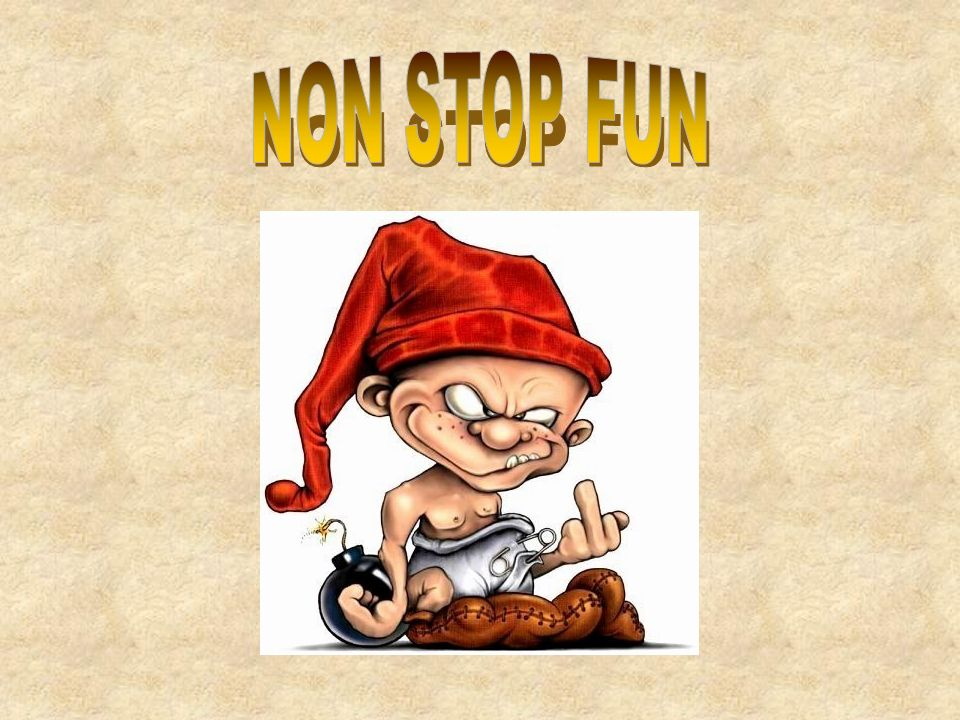 NON STOP FUN