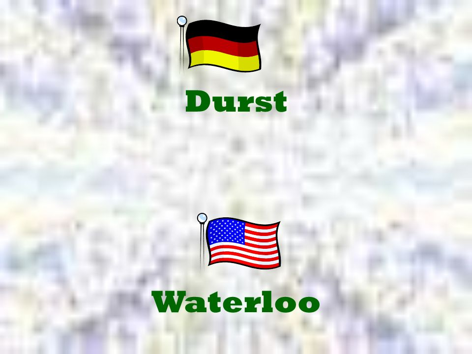 Durst Waterloo