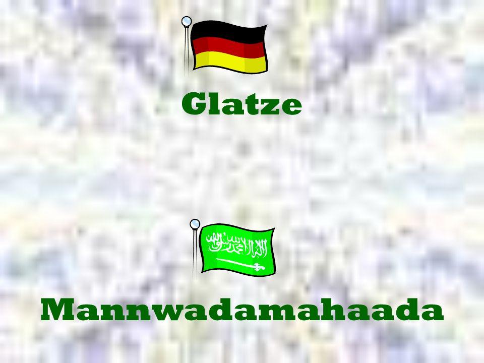 Glatze Mannwadamahaada