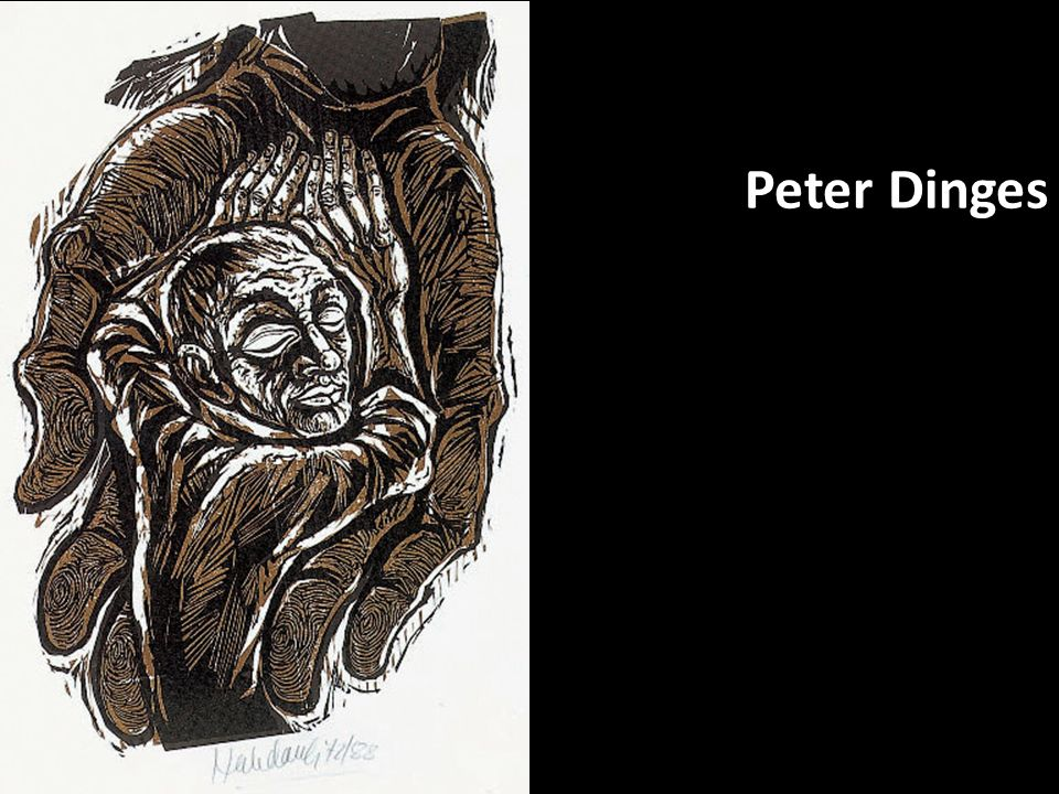 Peter Dinges