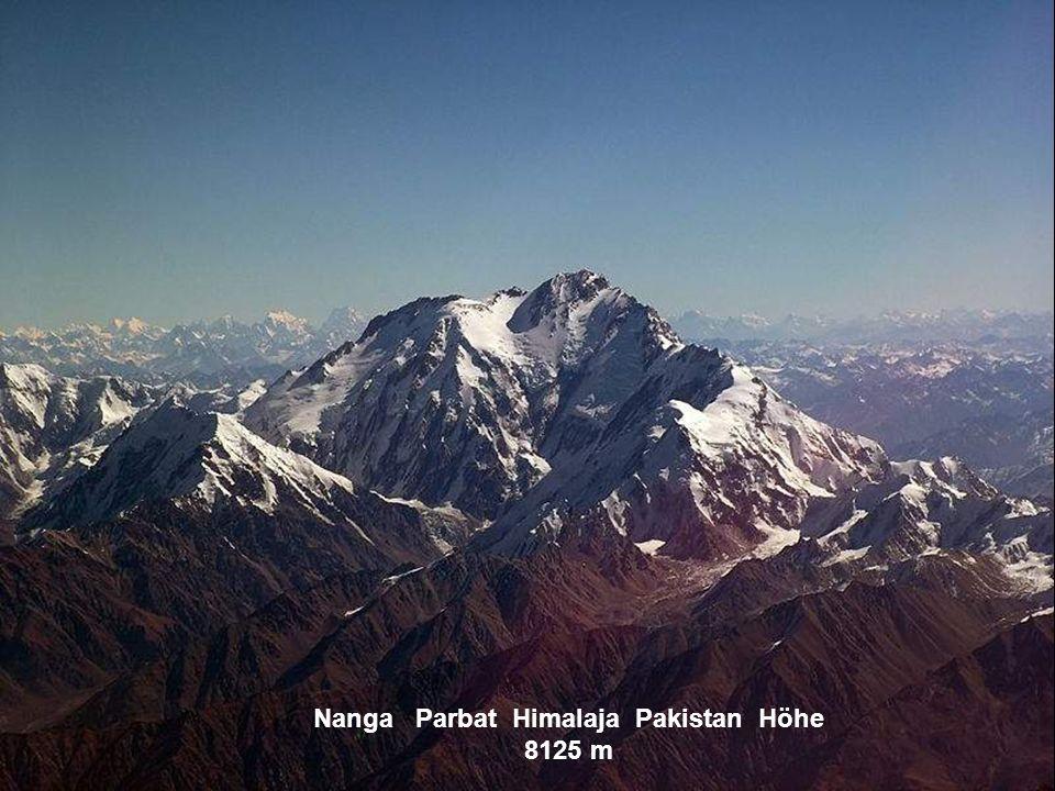Nanga Parbat Himalaja Pakistan Höhe 8125 m