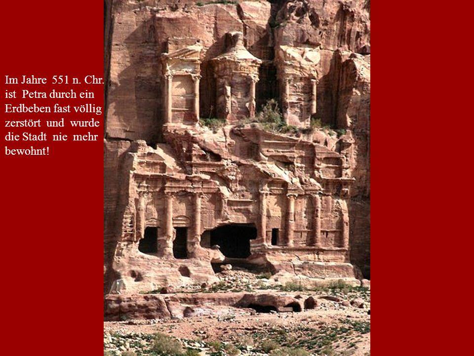 Im Jahre 551 n. Chr.