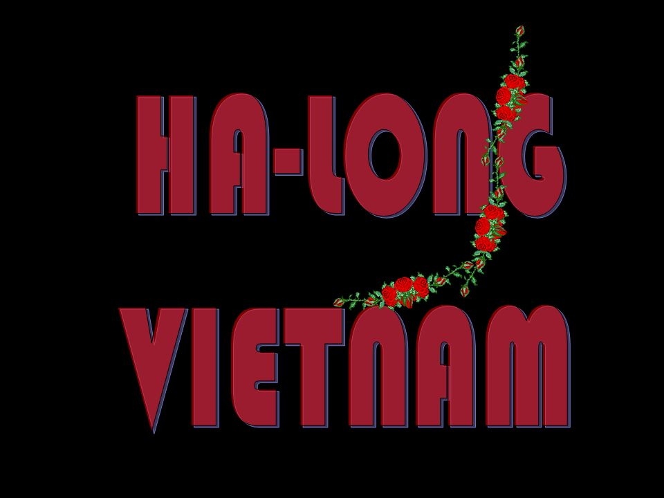 HA-LONG VIETNAM