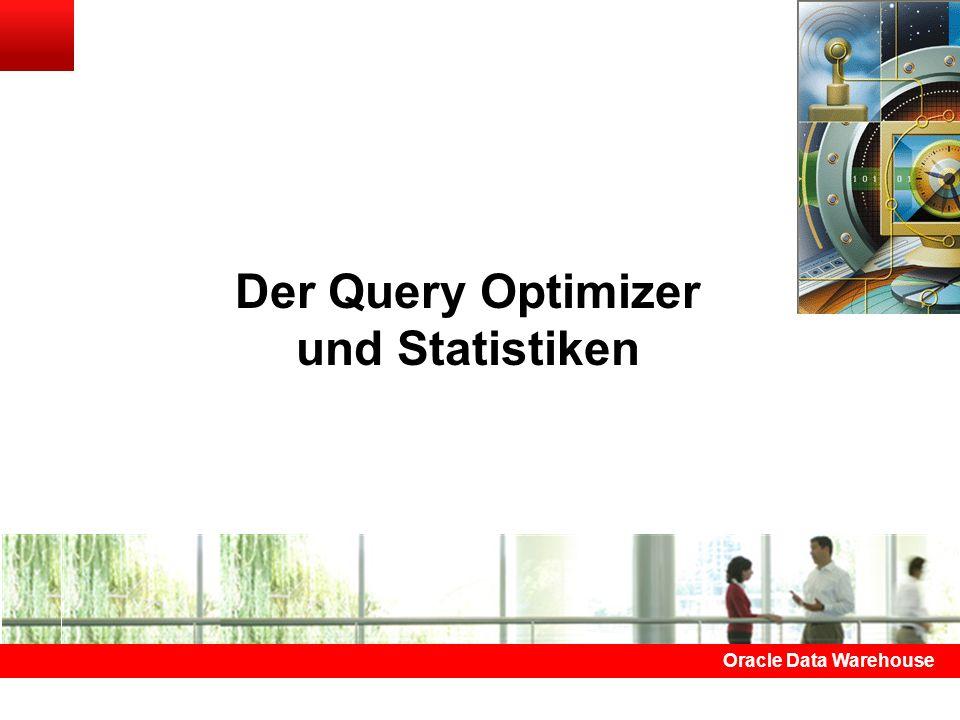 Der Query Optimizer und Statistiken
