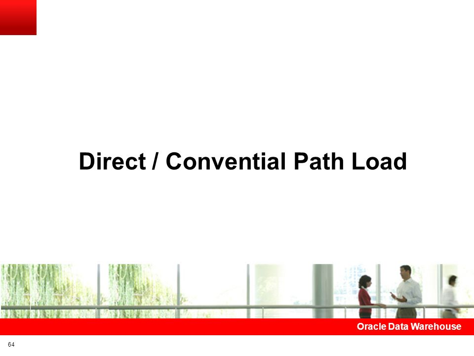 Direct / Convential Path Load