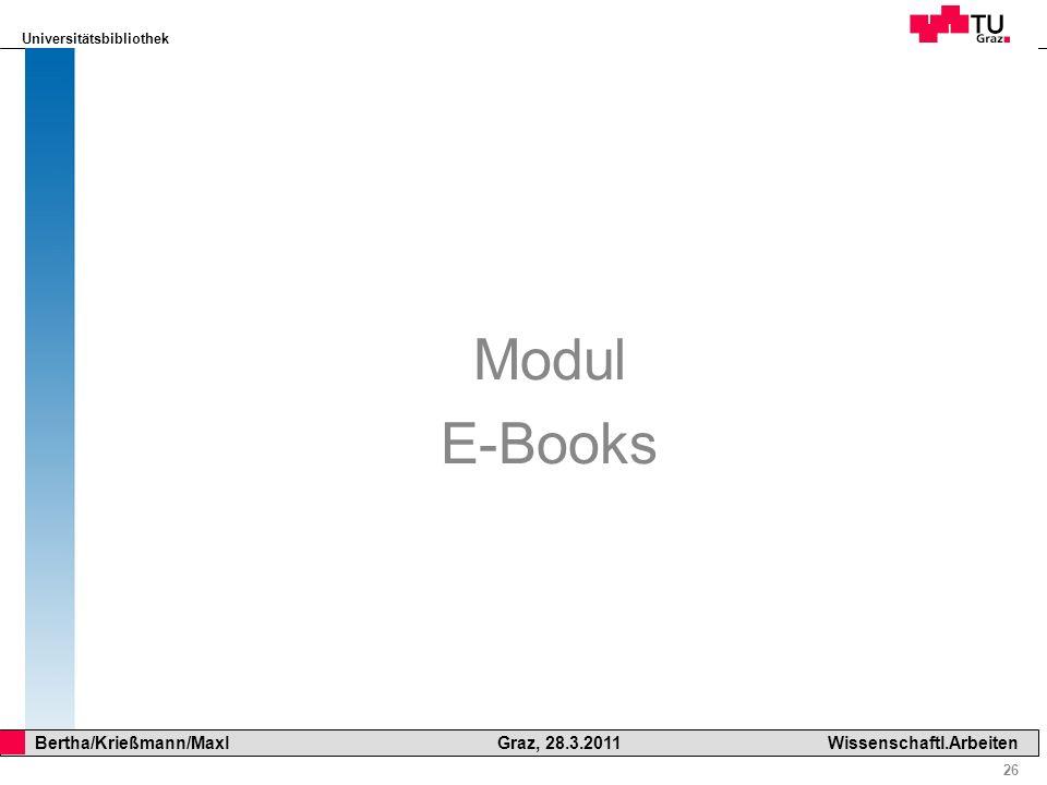 Modul E-Books