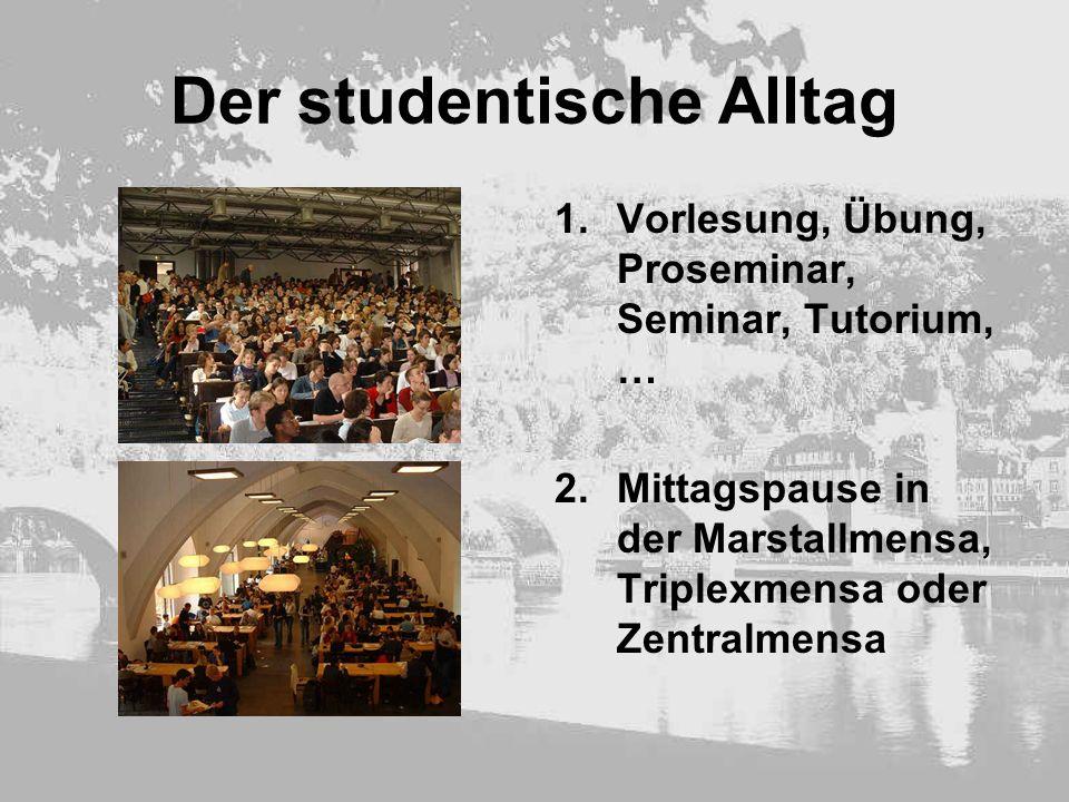 Der studentische Alltag