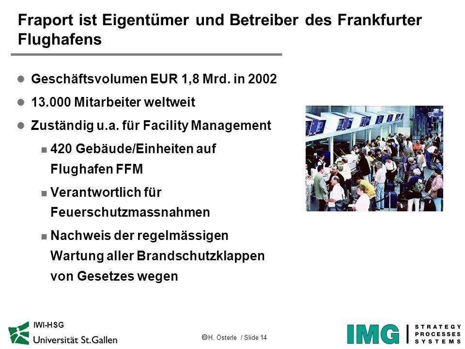 Fraport ist Eigentümer und Betreiber des Frankfurter Flughafens
