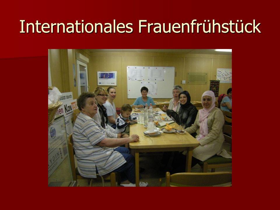 Internationales Frauenfrühstück
