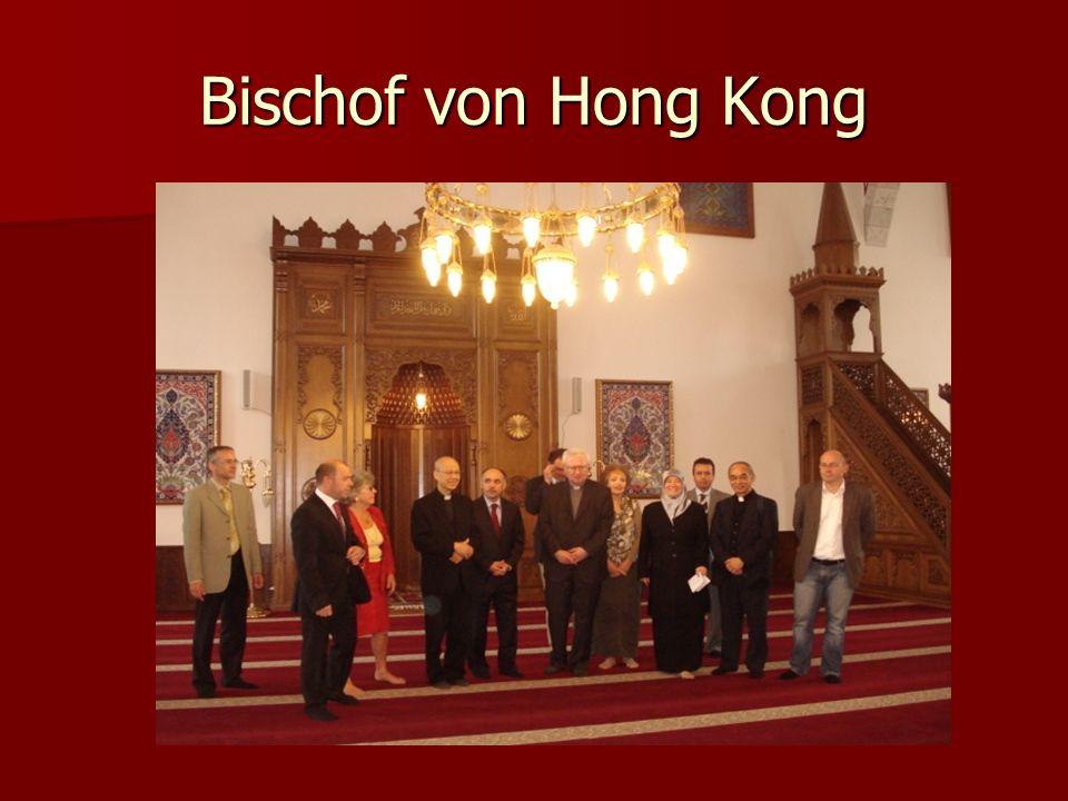 Bischof von Hong Kong