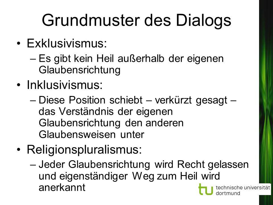 Grundmuster des Dialogs