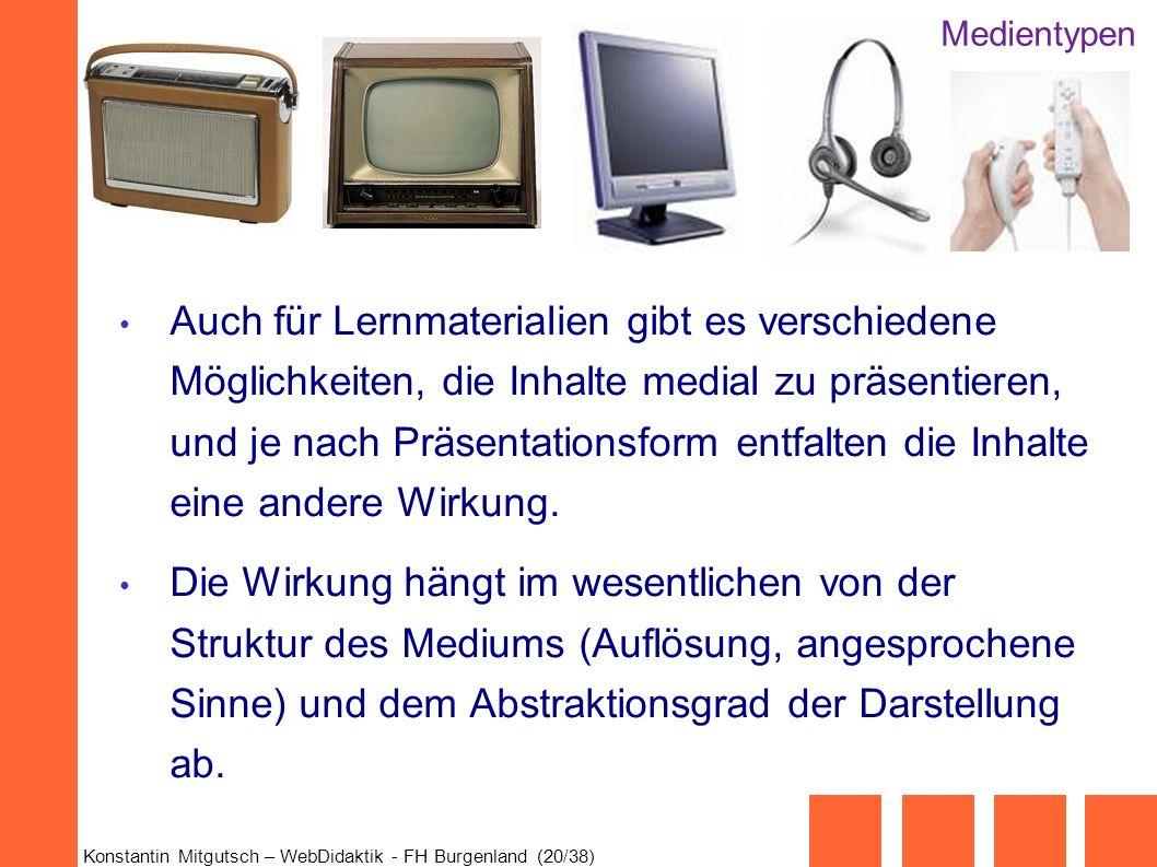 Medientypen