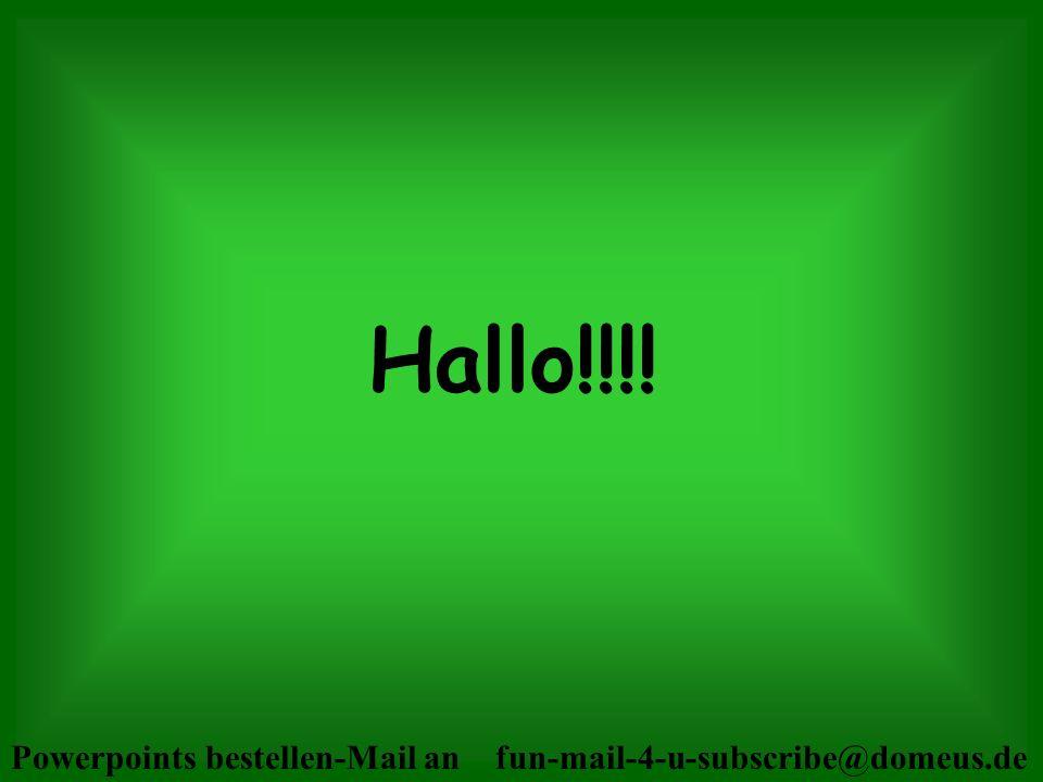 Hallo!!!!