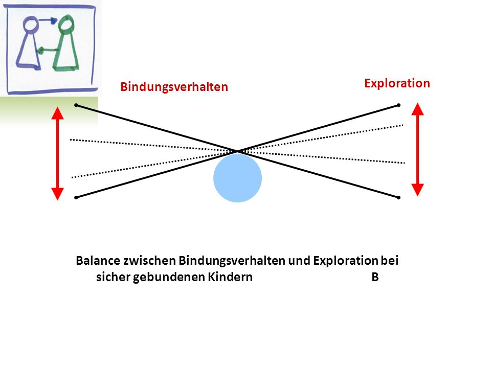 Exploration Bindungsverhalten.