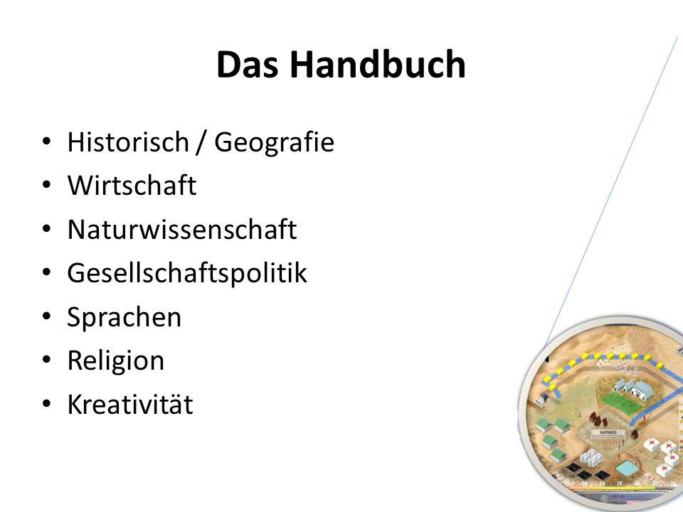 Das Handbuch Historisch / Geografie Wirtschaft Naturwissenschaft