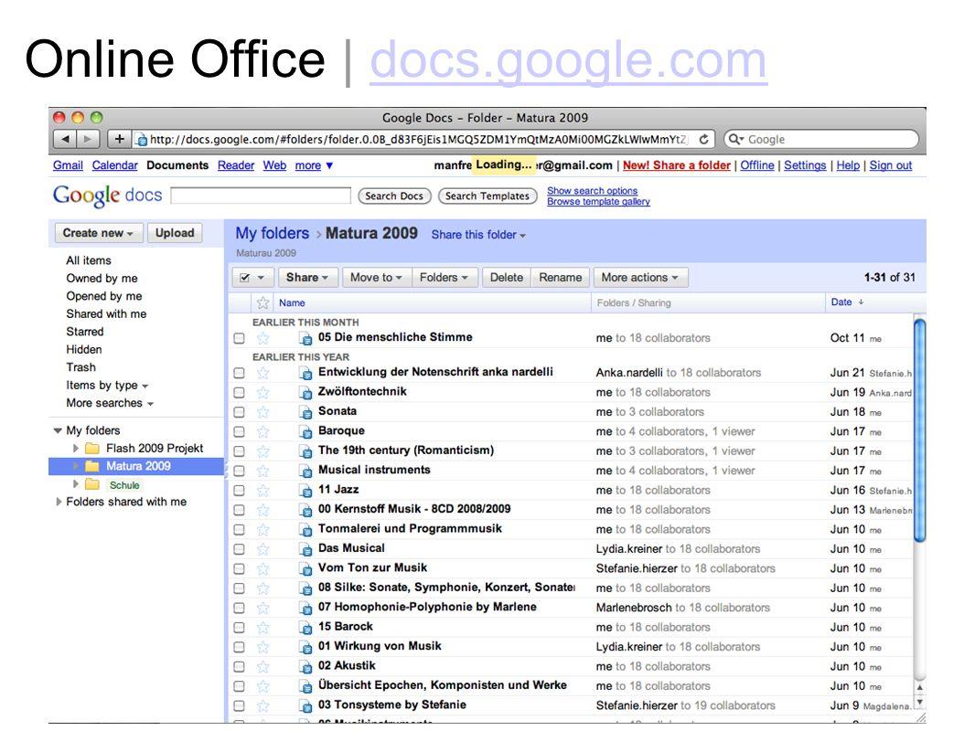 Online Office | docs.google.com