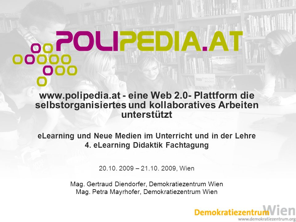 www. polipedia. at - eine Web 2