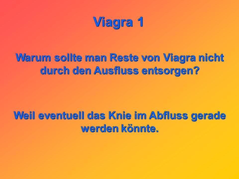 Was passiert wenn eine frau viagra nimmt