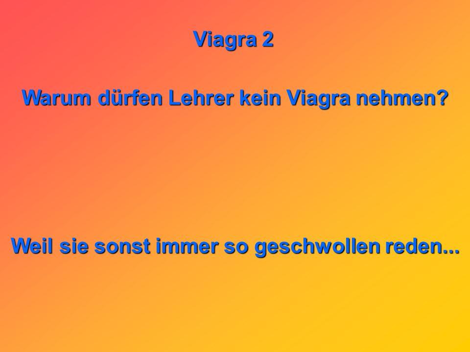 Viagra nehmen