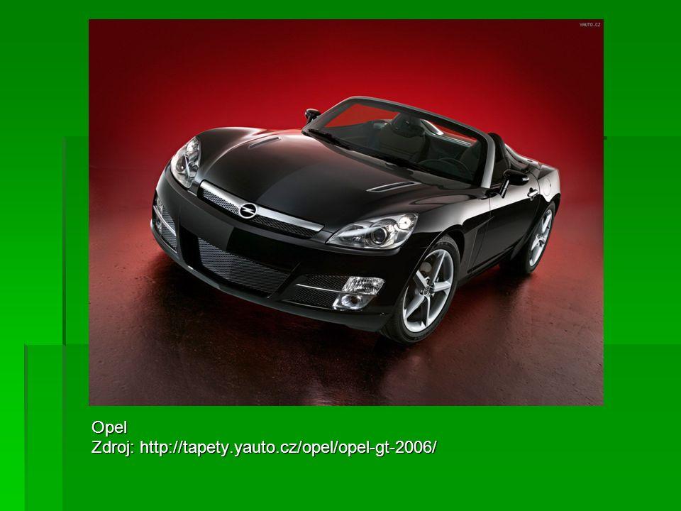 Opel Zdroj: http://tapety.yauto.cz/opel/opel-gt-2006/