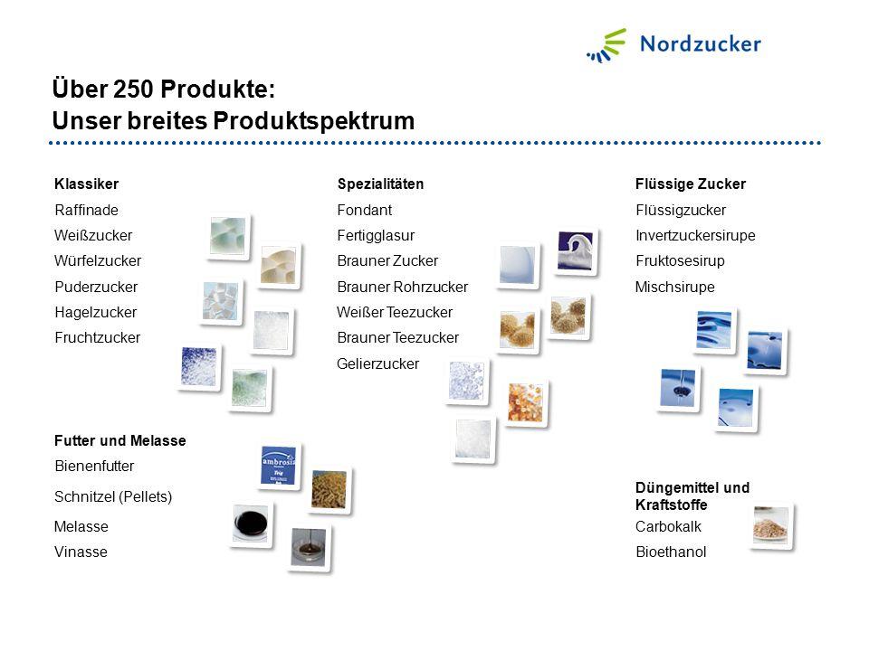 Über 250 Produkte: Unser breites Produktspektrum