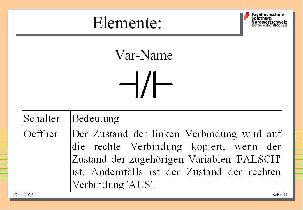 Elemente:
