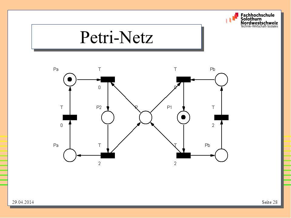 Petri-Netz