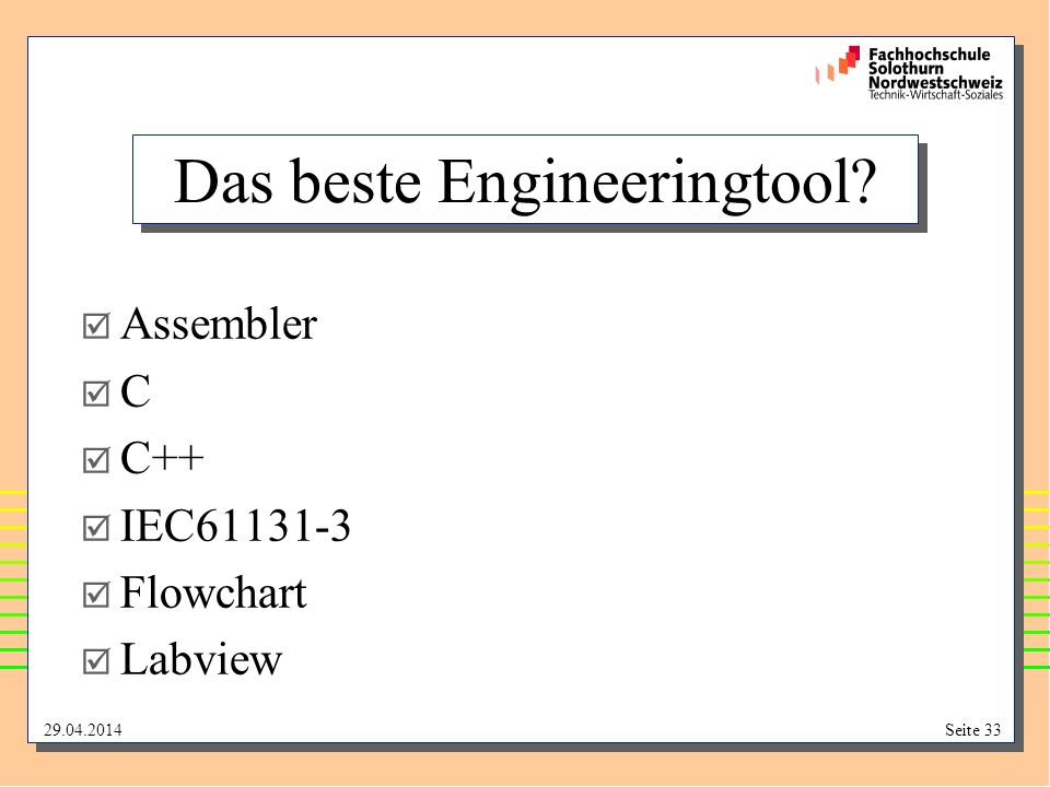 Das beste Engineeringtool