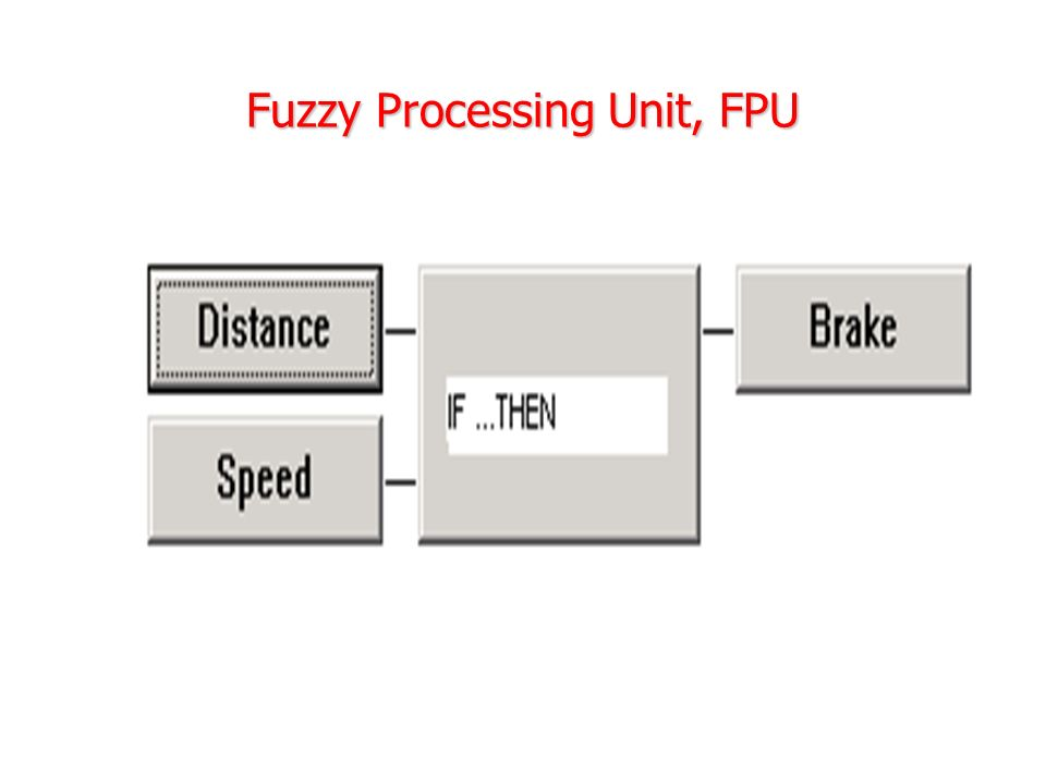 Fuzzy Processing Unit, FPU