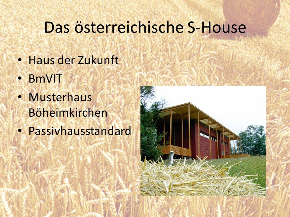 Das österreichische S-House