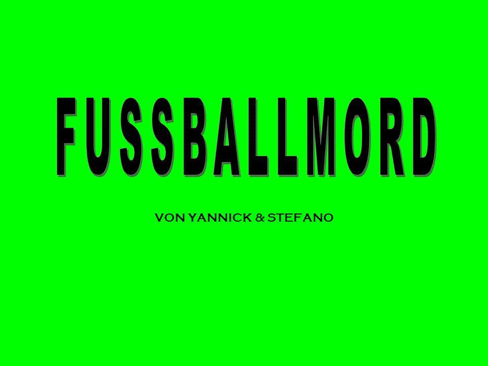 FUSSBALLMORD VON YANNICK & STEFANO