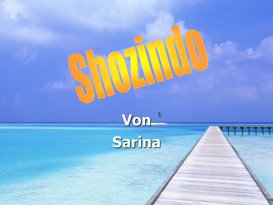 Shozindo Von Sarina