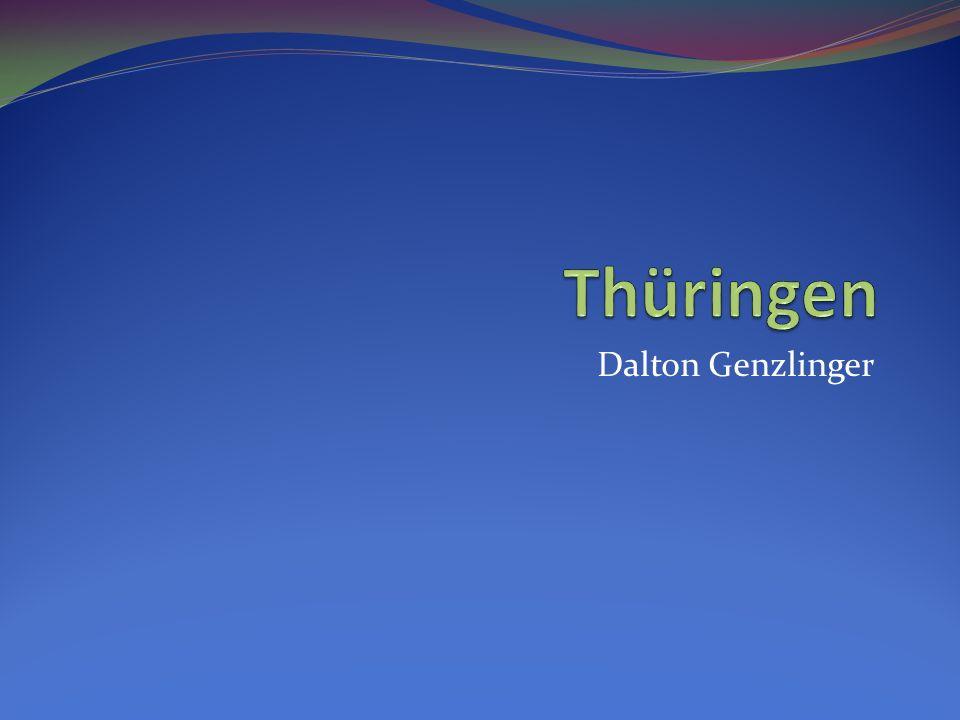 Thüringen Dalton Genzlinger