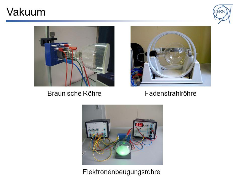 Elektronenbeugungsröhre