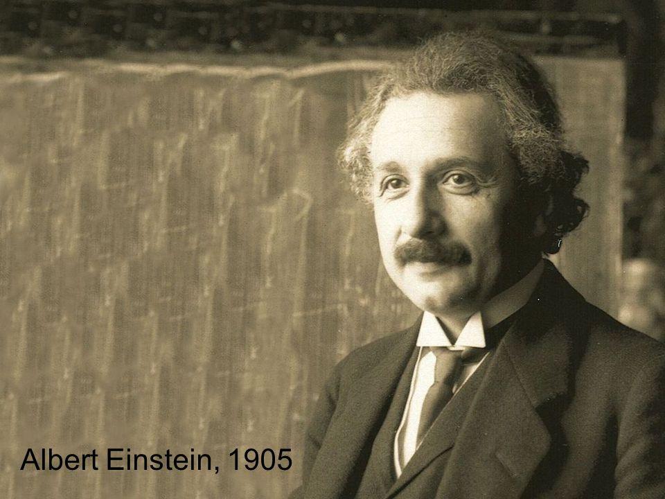 Albert Einstein, 1905