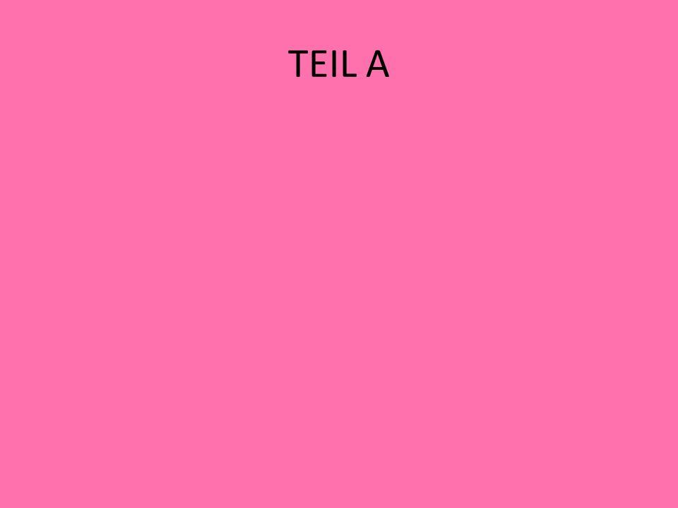 TEIL A