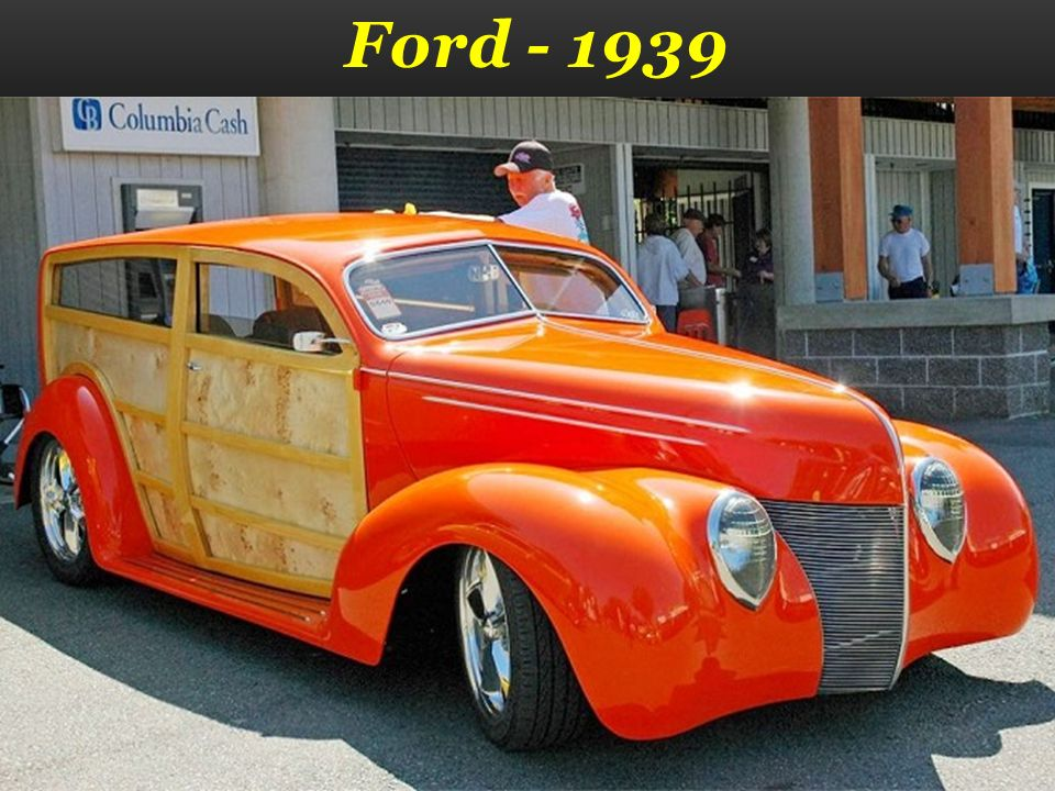 Ford - 1939